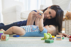11 Simple Activities for Babies: 0 to 6 Months