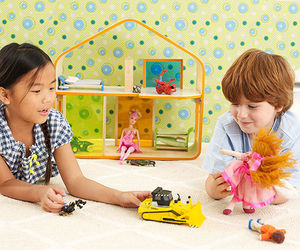 Teach Your Child the Rules of Trading Toys