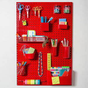 Make a Back-to-School Organization Board