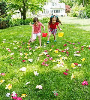 Flower Power: Get Active With This Fun Math Game