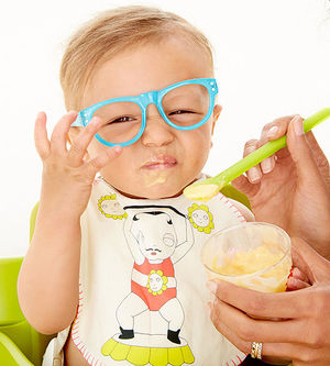 Starting Solids: How to Raise a Foodie