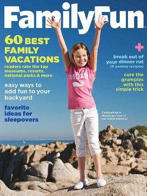 FamilyFun April 2013 cover