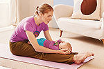 Mommy and Me Workout 7