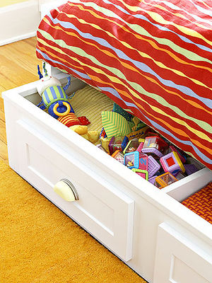 Maximizing Space for Your Kids