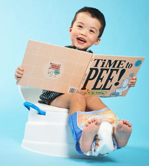 Your Potty Training Handbook: Expert Tips and Real-Parent Advice