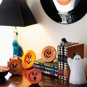 Pumpkin Picture Frames