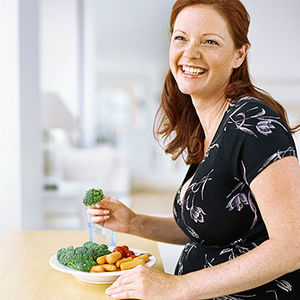10 tips for a healthy pregnancy for Can pregnant women eat fish