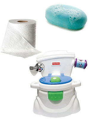 The Essential Items for Potty Training