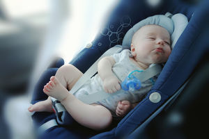 5 common sleep problems and solutions baby sleeping in carseat ccuart Choice Image
