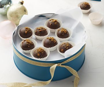 Cookie-Butter Truffle