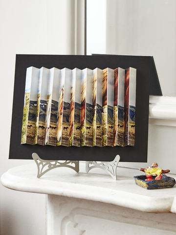 Cool Photo Crafts Experimente um Lenticular 3D