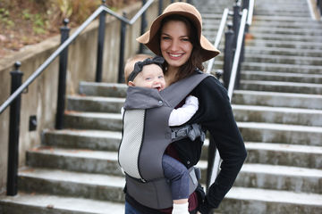 how to use baby carriers