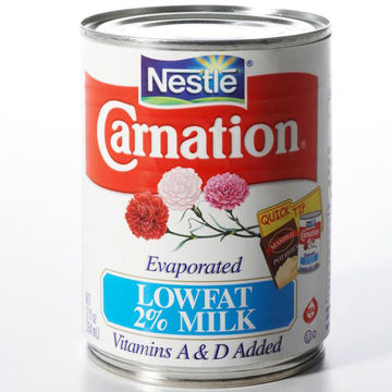 evaporated milk