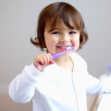 Image result for picture of little kid brushing teeth