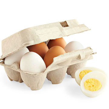 hard boiled eggs,