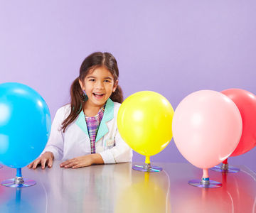 Hover balloon lesson