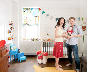 project nursery cool and crafty decorating ideas