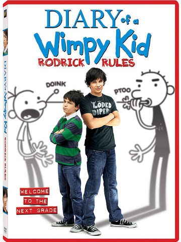 Buy Diary of a Wimpy Kid: Rodrick Rules