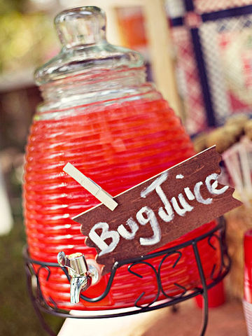 sweet and tangy bug juice
