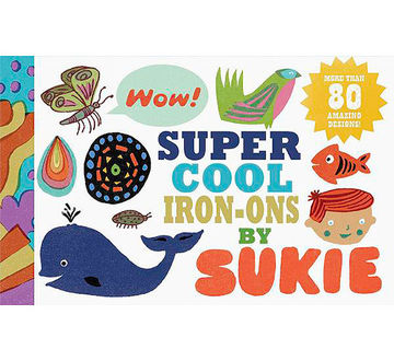 Super Cool Iron-ons