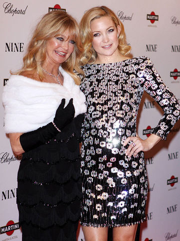 Goldie Hawn Kate Hudson