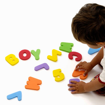 Learning Letters Alphabet Coloring