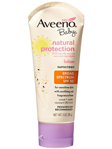 Best natural sunscreen for babies