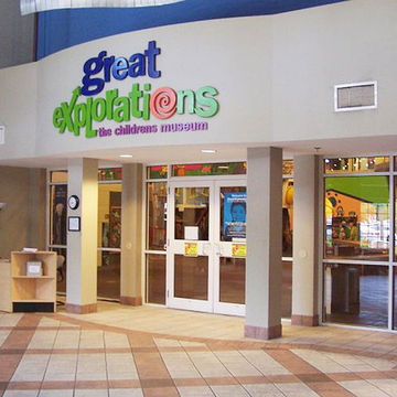 Great Explorations Houghton-Wagman Children's Museum