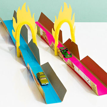 4 things to make with cereal boxes for What to make out of cereal boxes