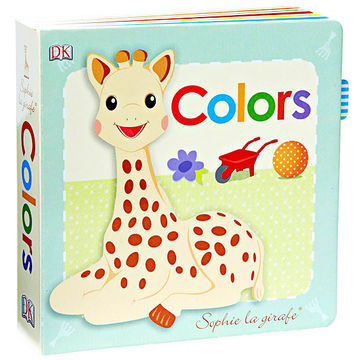 Sophie La Girafe: Colors