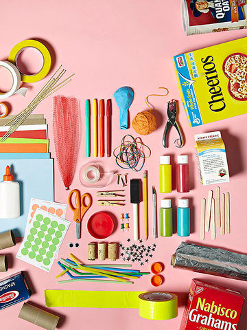 easy crafts for kids from everyday items