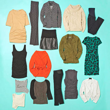 Mix and Match clothes