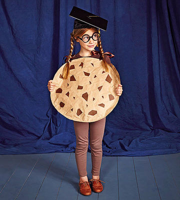 Ivy League Costume ($55): Whether or not you're actually a Yale or Harvard alum, we think this costume is a fitting play on words for the smarty pants in your life.
