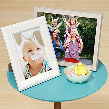 Easter photo trick