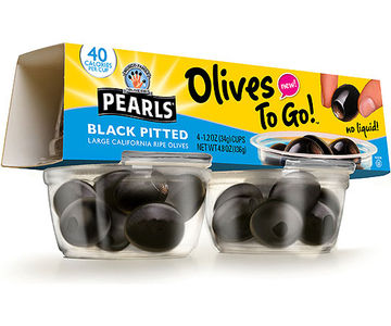 Pearls Olives to Go!