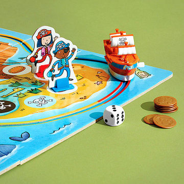 Pirate Pursuit game