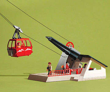 Alpine Cable Car
