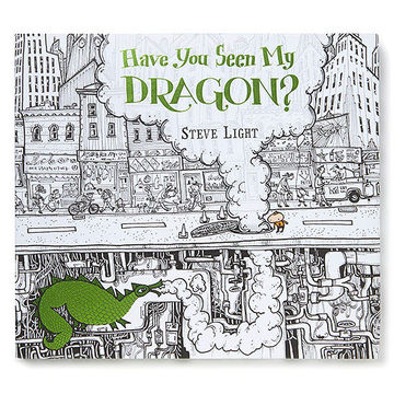 Have You Seen My Dragon cover