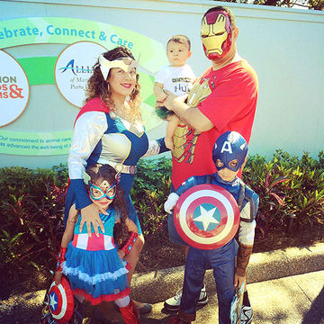 Halloween Family Costumes 1000 ideas about family halloween costumes on pinterest family halloween halloween costumes and family costumes Group And Family Halloween Costumes