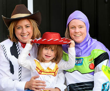 Halloween Family Costumes 30 best family halloween costumes 2016 cute ideas for themed costumes for families Group And Family Halloween Costumes