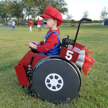 Image result for wheelchair costumes