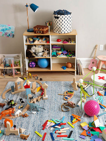 Innovative And Easy Toy Storage