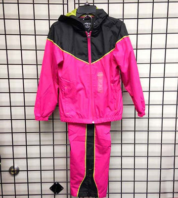 Girls Hooded Windsuits Recall Image