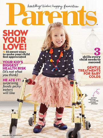 February 2013 Parents Cover