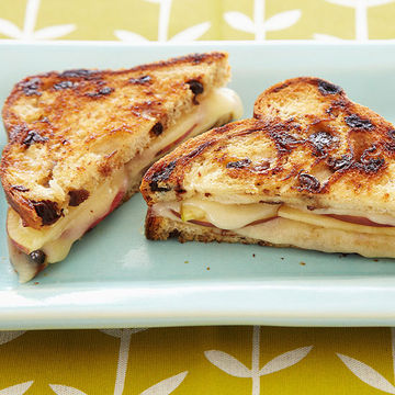 Not Your Average Grilled Cheese