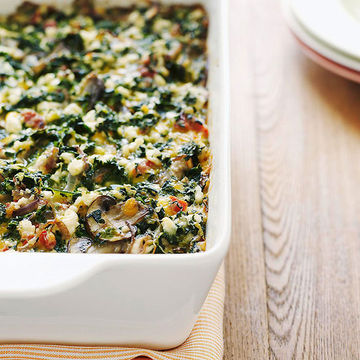 Terry's Spinach Casserole