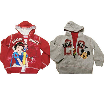 Fleece Hoodie and T-Shirt Sets recall