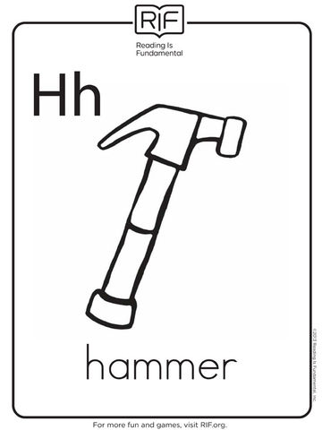 H Is for Hammer