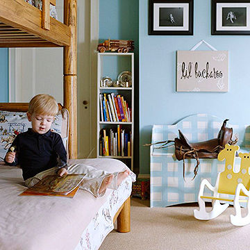 transitioning from a crib to a big kid bed. Black Bedroom Furniture Sets. Home Design Ideas