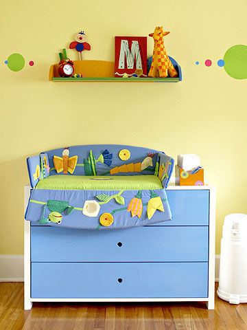 Ultimate Nursery changing table